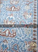 Batik Tulis Pewarna Alami Wahyu Tumurun Biru Indigo