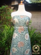 Batik Tulis Pewarna Alami Keongan Hijau