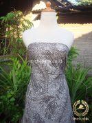 Batik Tulis Pewarna Alami Pakis Taji Abu-Abu