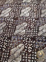 Kain Batik Panjang Warna Sogan Klasik Sekar Jagad