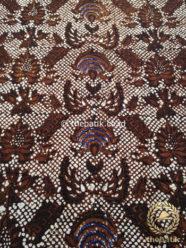 Kain Batik Panjang Warna Sogan Klasik Semen Gringsing
