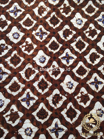 Kain Batik Panjang Warna Sogan Klasik Sido Mulyo