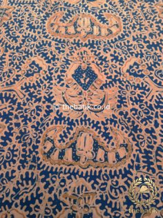 Kain Batik Tulis Warna Alam Tembaga Wahyu Tumurun
