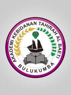 Seragam Batik Berlogo Sekolah Akbid Bulukumba, Sulawesi Selatan