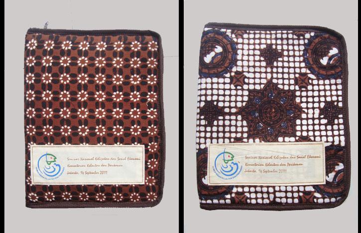 Buku Binder Batik Kementerian Kelautan Perikanan RI