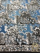 Bahan Kain Baju Batik Warna Alam Indigo Sekar Banyu