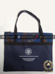 Tas Map Seminar Pelatihan Kombinasi Batik