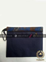Tas Map Seminar Portfolio Batik Unik