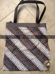 Tas untuk Seminar Kit dari Bahan Batik untuk Diklat Pelatihan