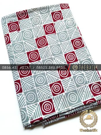 Grosir Kain Batik Primisima Coletan Modern Lereng Abu-Abu