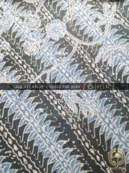 Batik Tulis Warna Alam Motif Parang Ceplok Buketan