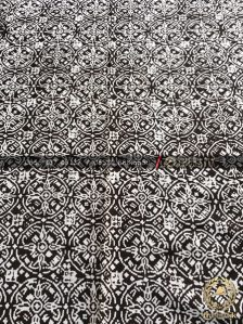 Batik Klasik Jawa Motif Cakar Sogan