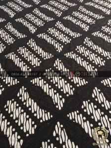 Batik Lawasan Jawa Motif Ceplok Parang