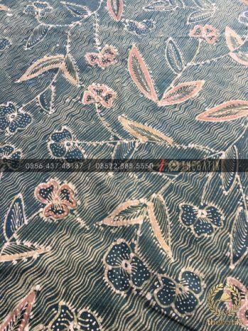 Kain Batik Tulis Warna Alam Motif Galaran