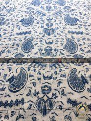 Kain Batik Tulis Warna Alam Semen Romo Latar Putih